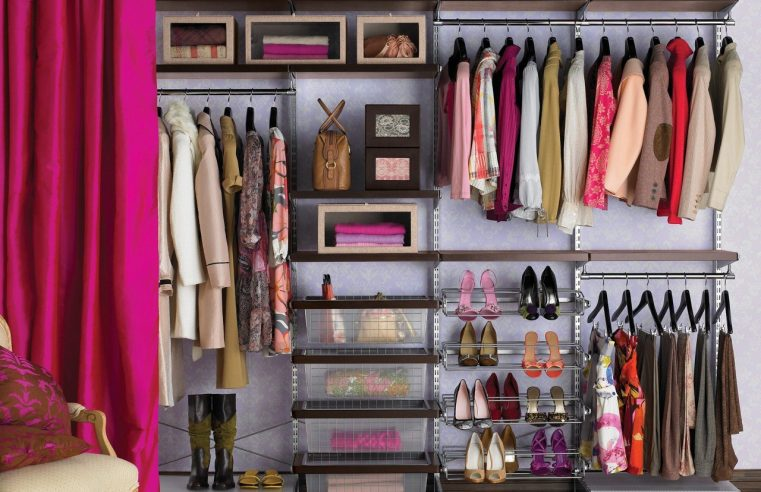 5 Methods to Organize Your Clothes