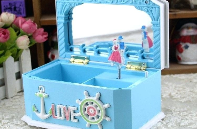 Children's Jewellery Boxes and Music Boxes – Christmas Gifts for Women and Boys