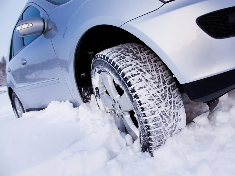 Buying Winter Tires to Drive Safely on the Snow or Ice