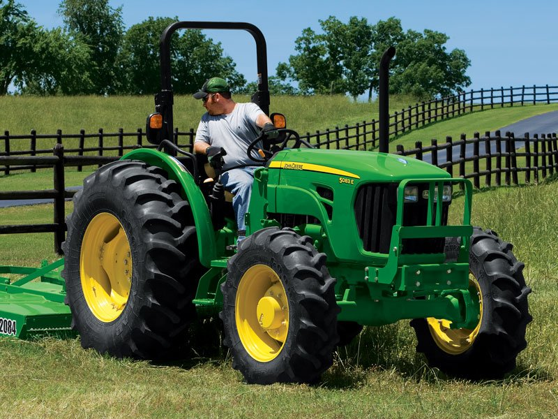 A Handy Guide to Buy Your First Tractor