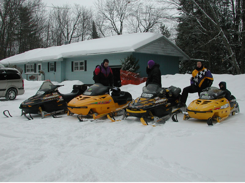 A Guide to Buy a Cool Snowmobile