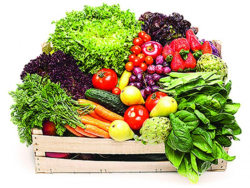 Five Reasons to Buy Fresh Fruits and Vegetables