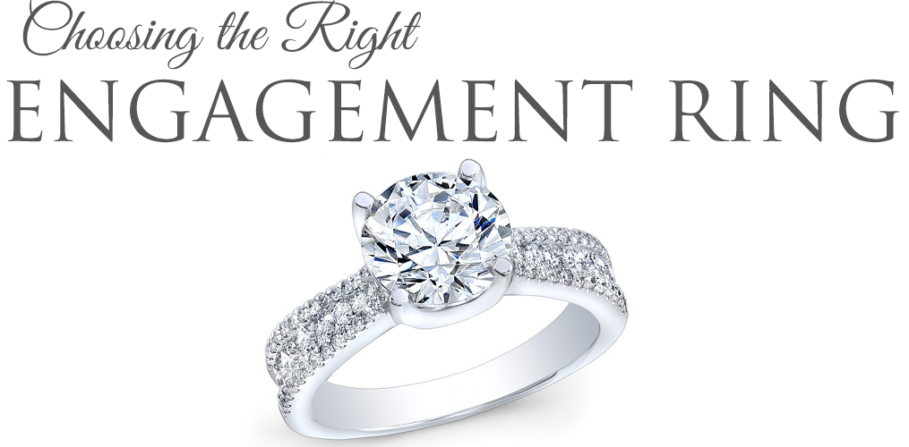 Choosing the Right Diamond For Engagement Ring- A Questionnaire