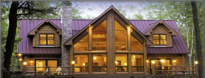 Five Important Things to Consider when Buying a Log Home