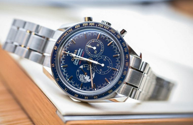 OMEGA Speedmaster Apollo: Why It's Made