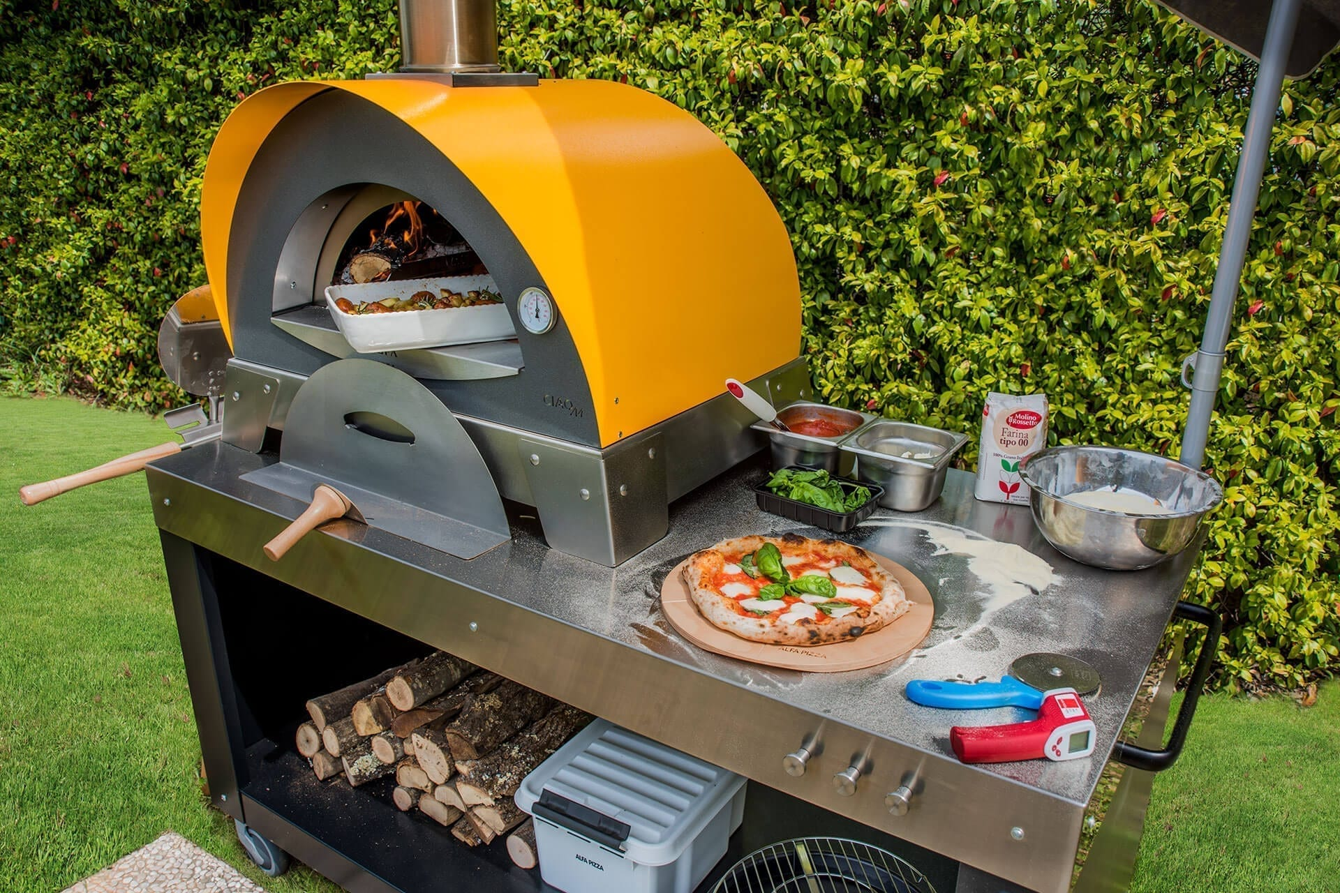 Are You Interested to Buy Outdoor Wood-fired Oven?